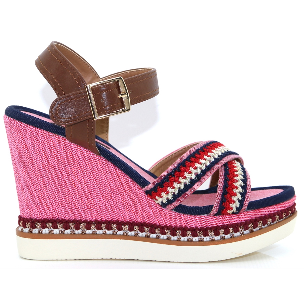 69798 - REFRESH PINK WEDGES