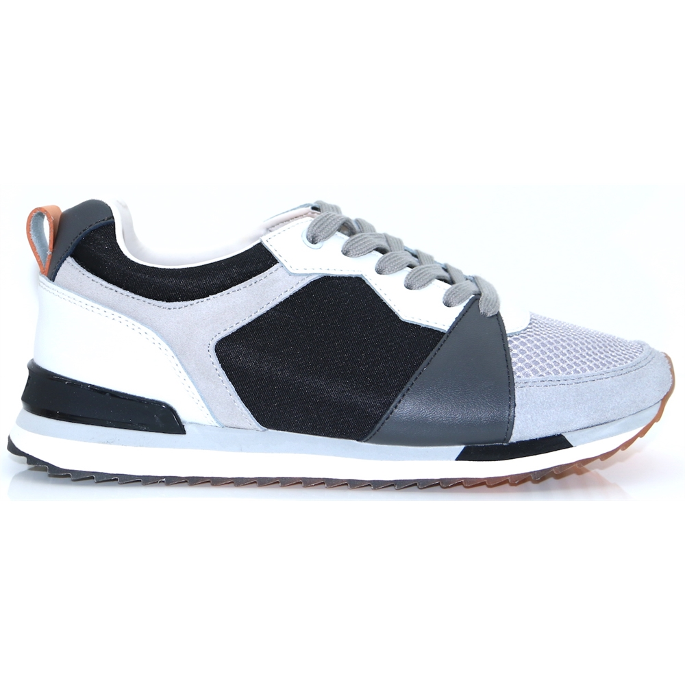 Move - HOFF BLACK AND GREY TRAINERS