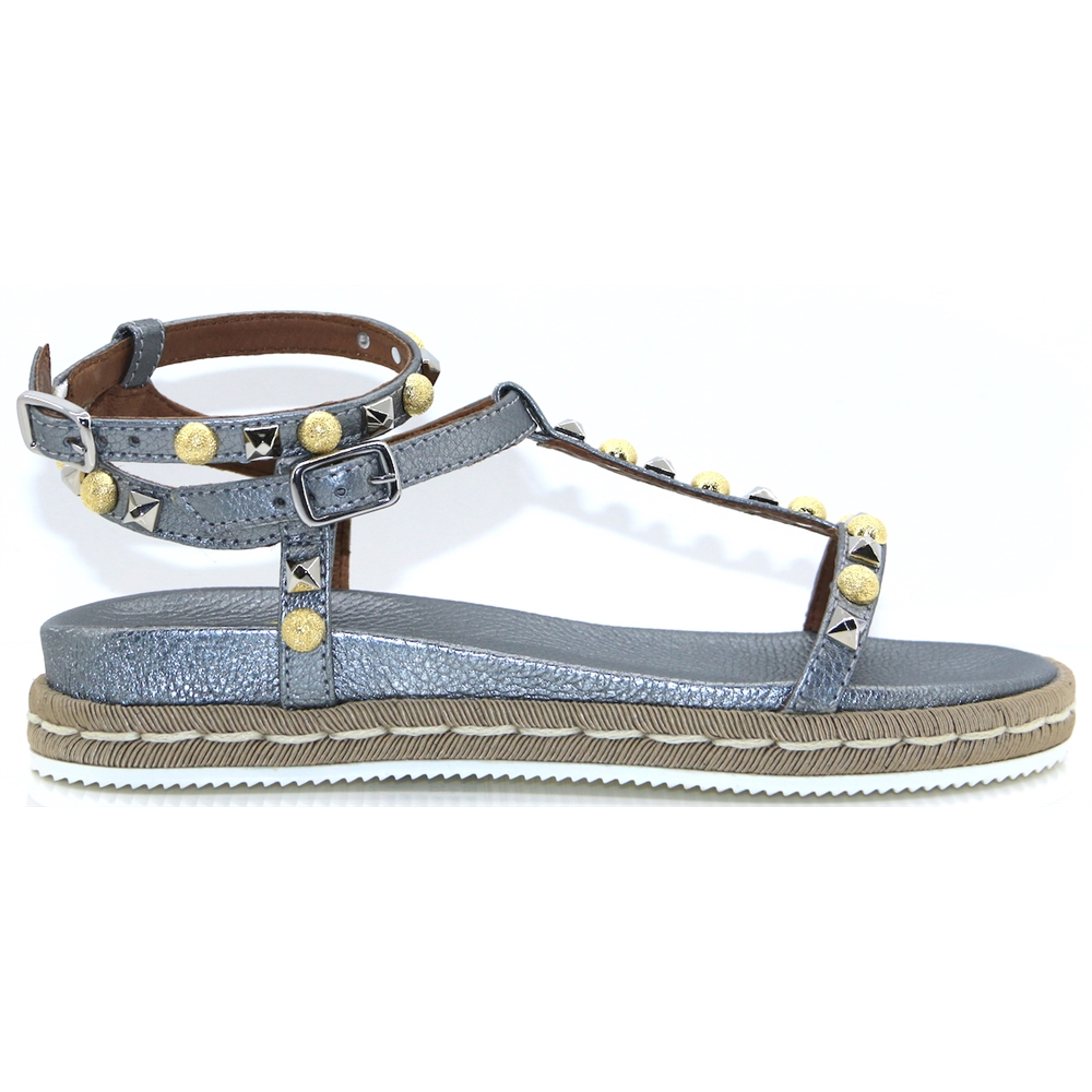 4224 - ALPE SILVER SANDALS
