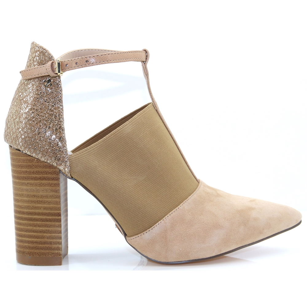 Half Magic - BOURBON BEIGE ANKLE BOOTS