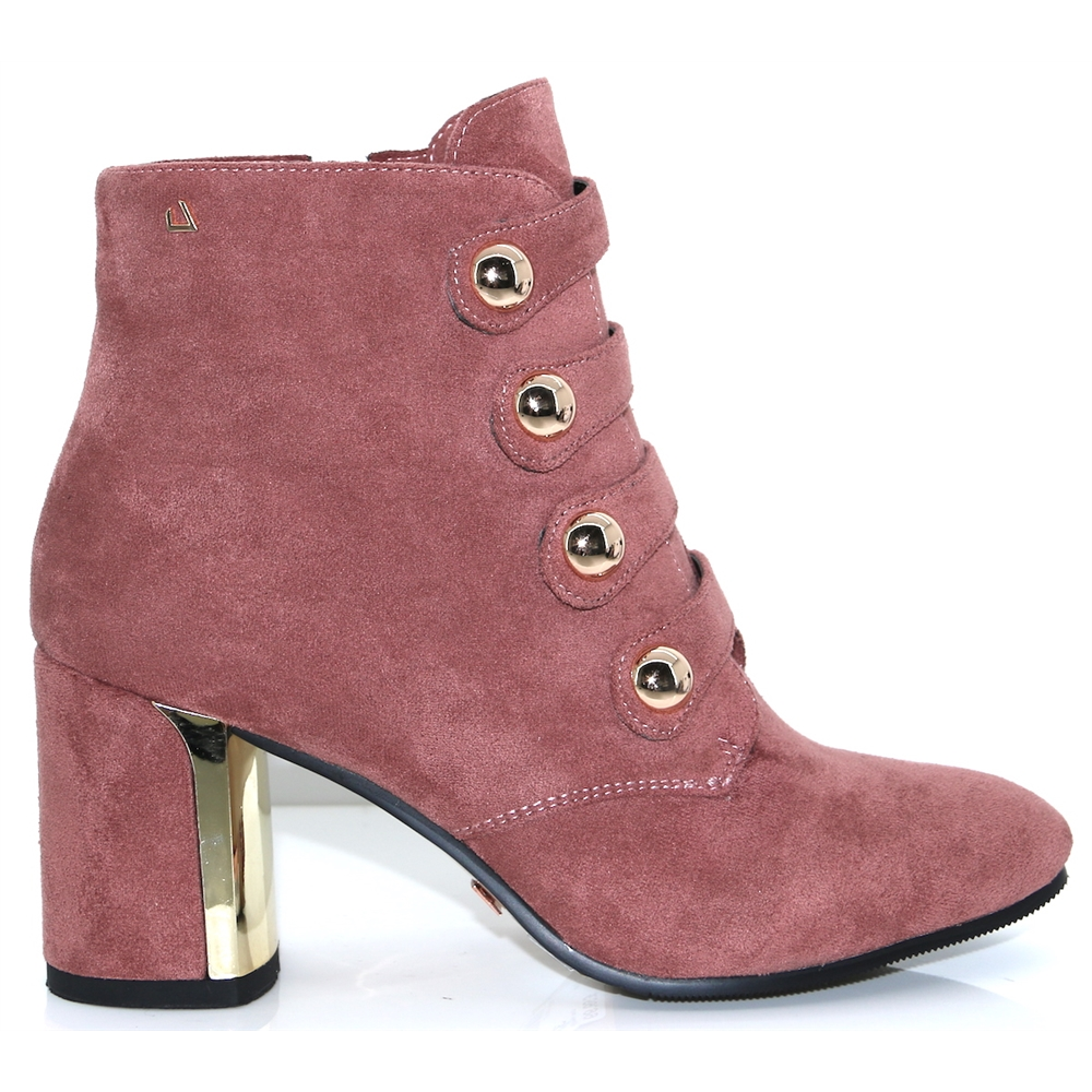 Holiday - UNA HEALY ROSE ANKLE BOOTS - Panache Shoe Company