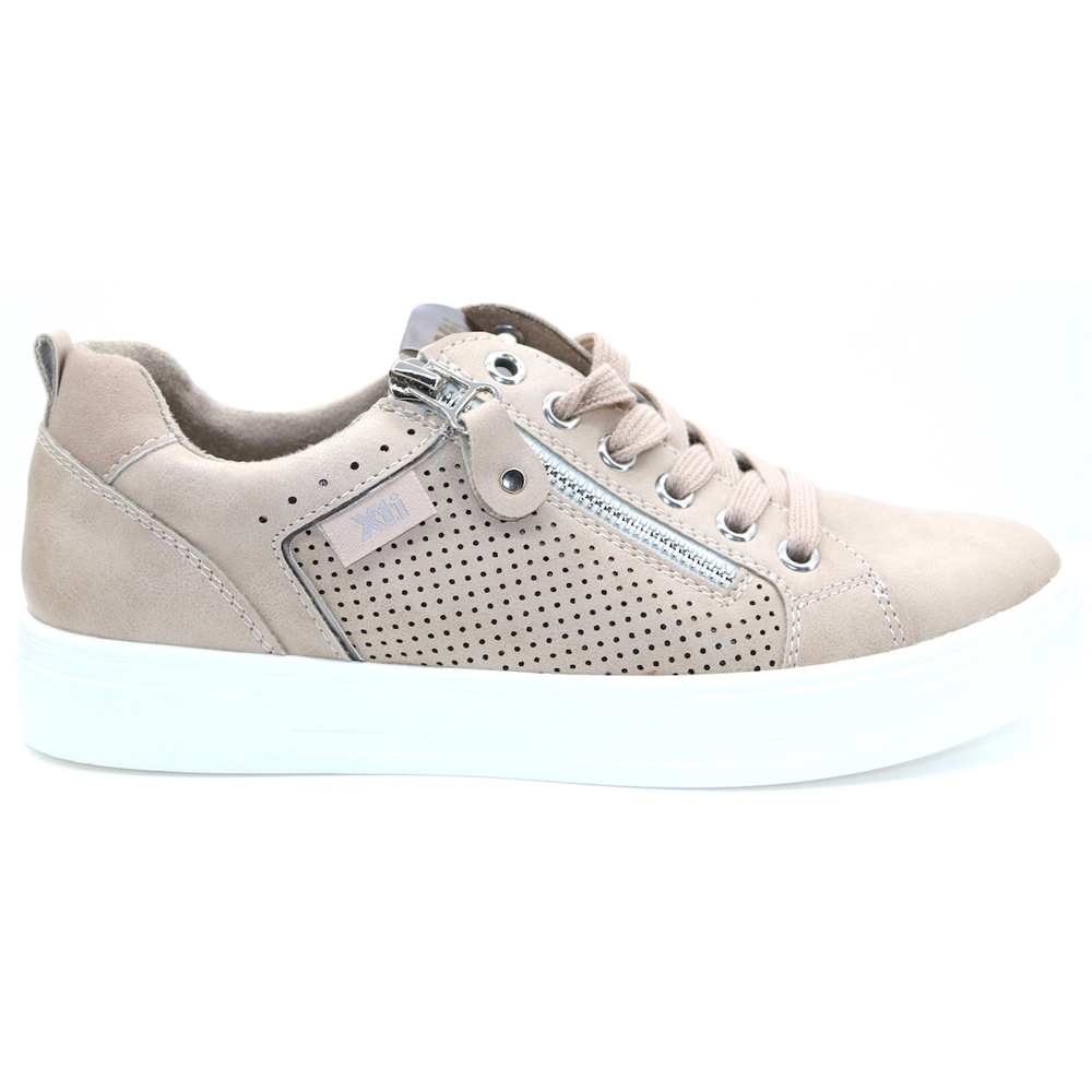 49787 - Xti Nude Trainers