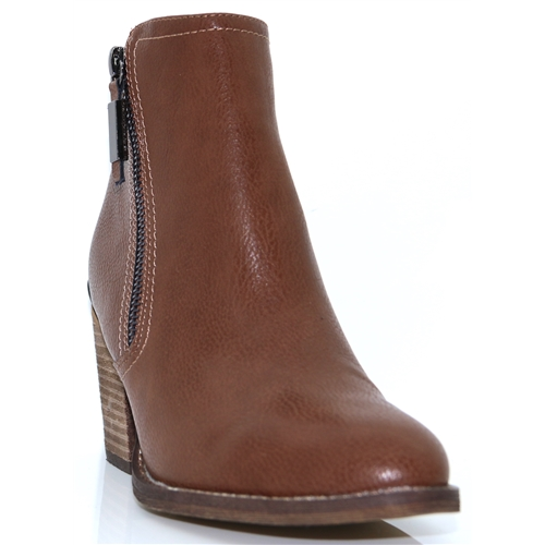 48277 - XTI CAMEL ANKLE BOOTS