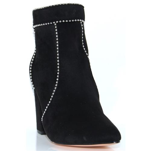 Out the door/missing - UNA HEALY BLACK ANKLE BOOTS