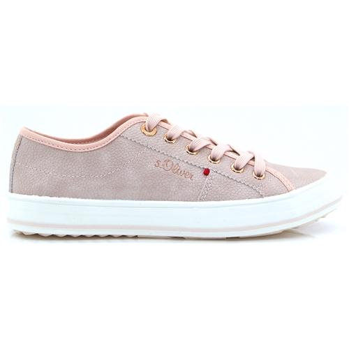 23640-22 - S.OLIVER OLD ROSE TRAINERS