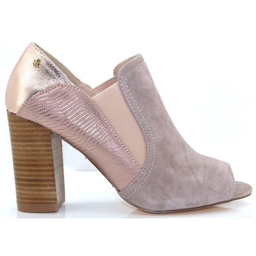 Valley Girl - BOURBON BLUSH HEELS