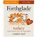 Forthglade Puppy Turkey & Brown Rice 395g Tray