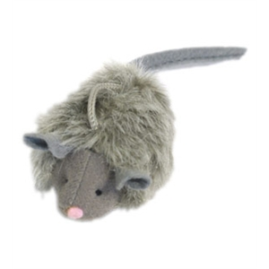 Rosewood Chirping Mouse Cat Toy