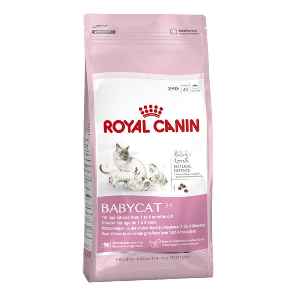 Royal Canin Babycat 34 Dry Food 400g