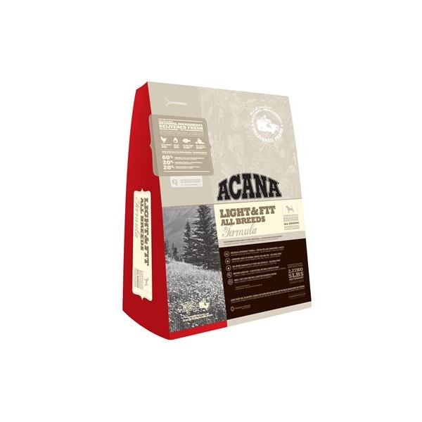 Acana Light & Fit Adult Dog Food 2kg