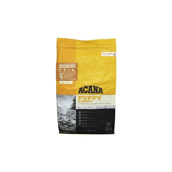 Acana Puppy & Junior Dog Food 11.4kg