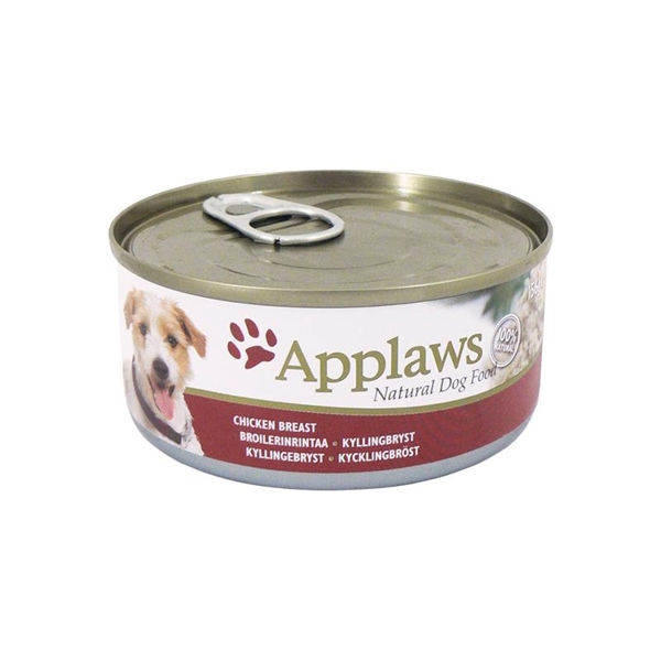 Applaws Adult Chicken & Rice 156g Tin