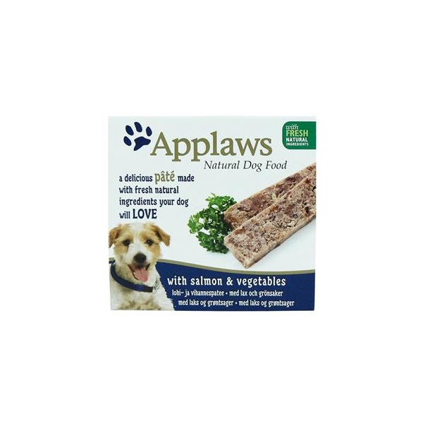 Applaws Adult Salmon Pate 150g