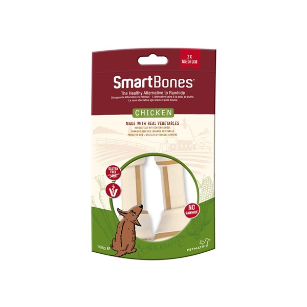 Smart Bones Medium Chicken 2 Pack