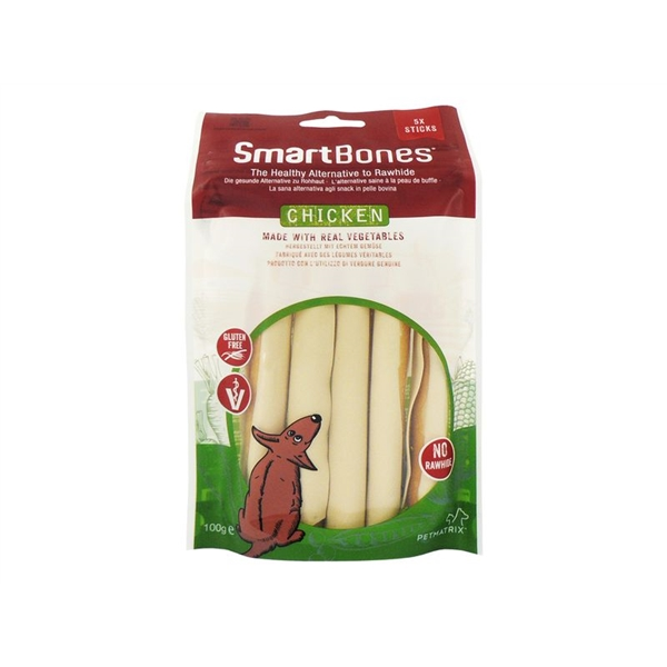 Smart Bones Chicken Rolls 5 Pack