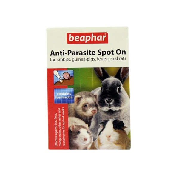 Beaphar Small Animal Anti-Parasite Treatment