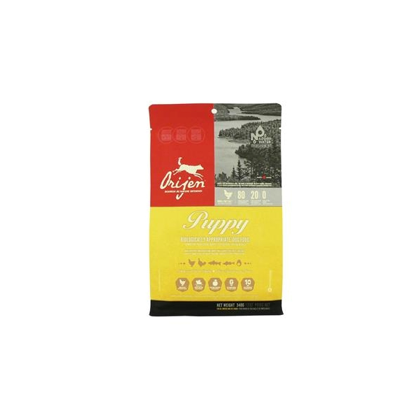 Orijen Puppy Food 340gm