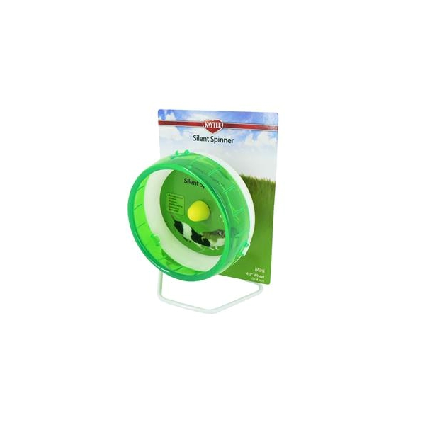 Mini Silent Spinner Pet Wheel