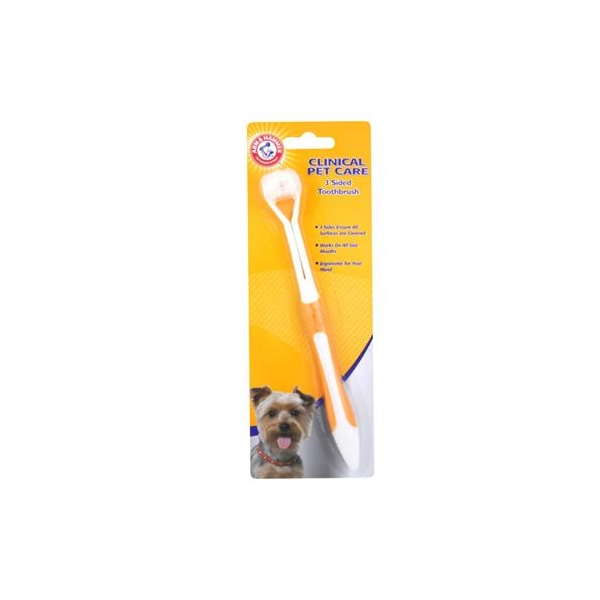 Arm & Hammer 3 Sided Dog Toothbrush
