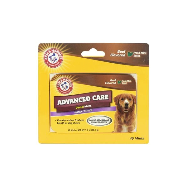 Arm & Hammer Advanced Care Dental Mints