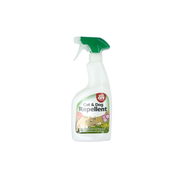 Get Off Cat & Dog Repellent Spray