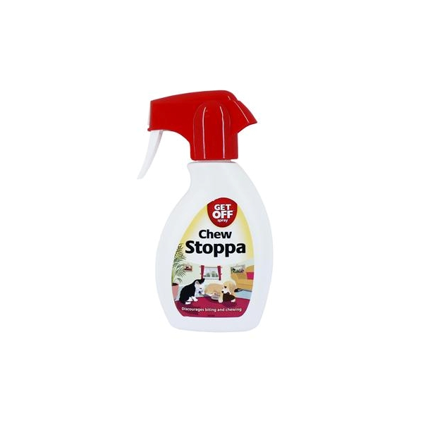 Get Off Chew Stoppa Spray