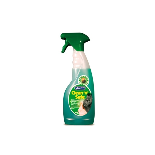 Johnsons Clean n Safe Small Pet Spray