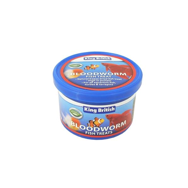 King British Bloodworms 7g