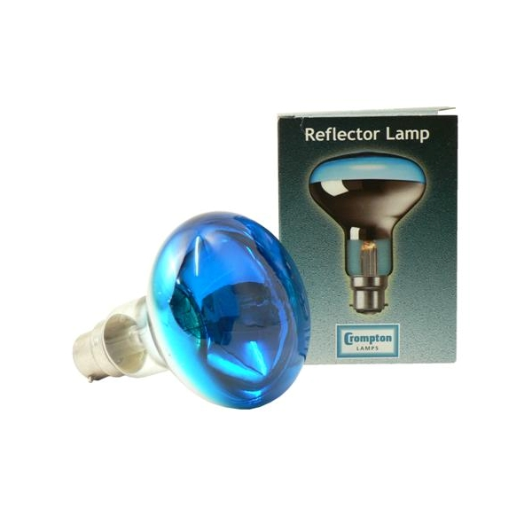 Blue Spotlight Reflector Bulb 60w