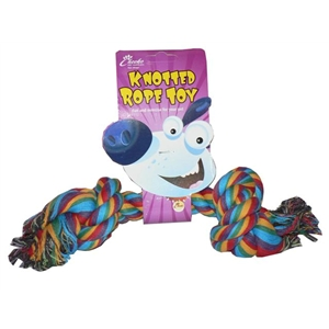Cheeko Jumbo Knotted Rope Toy