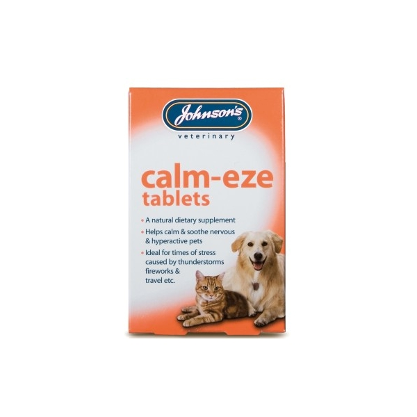 Johnsons Calm-Eze Calming Tablets