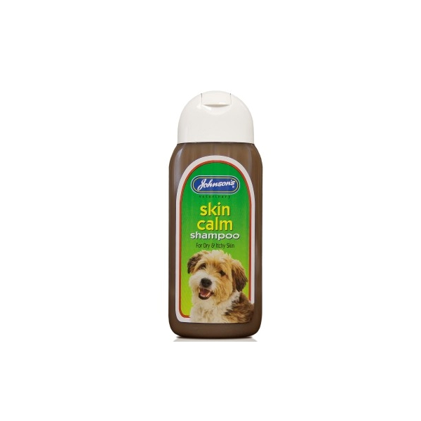 Johnsons Skin Calm Dog Shampoo