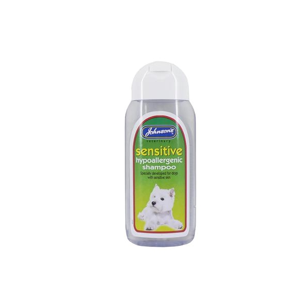 Johnsons Hypo-Allergenic Dog Shampoo