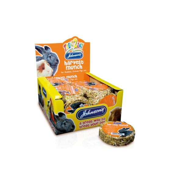 Johnsons Harvest Munch Treat 70g