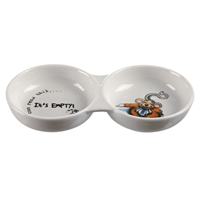 Trixie Twin Small Animal Bowl