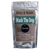 Wash The Dog Dandy Shampoo Soap Bar