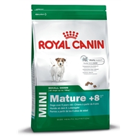 Royal Canin Mini Mature 8+ Dry Food 2kg