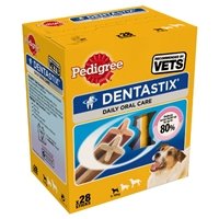 Pedigree Dentastix Small Chews 28pk