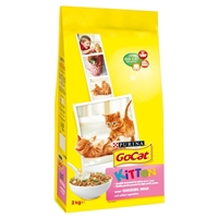 Go-Cat Kitten Dry Food 2kg