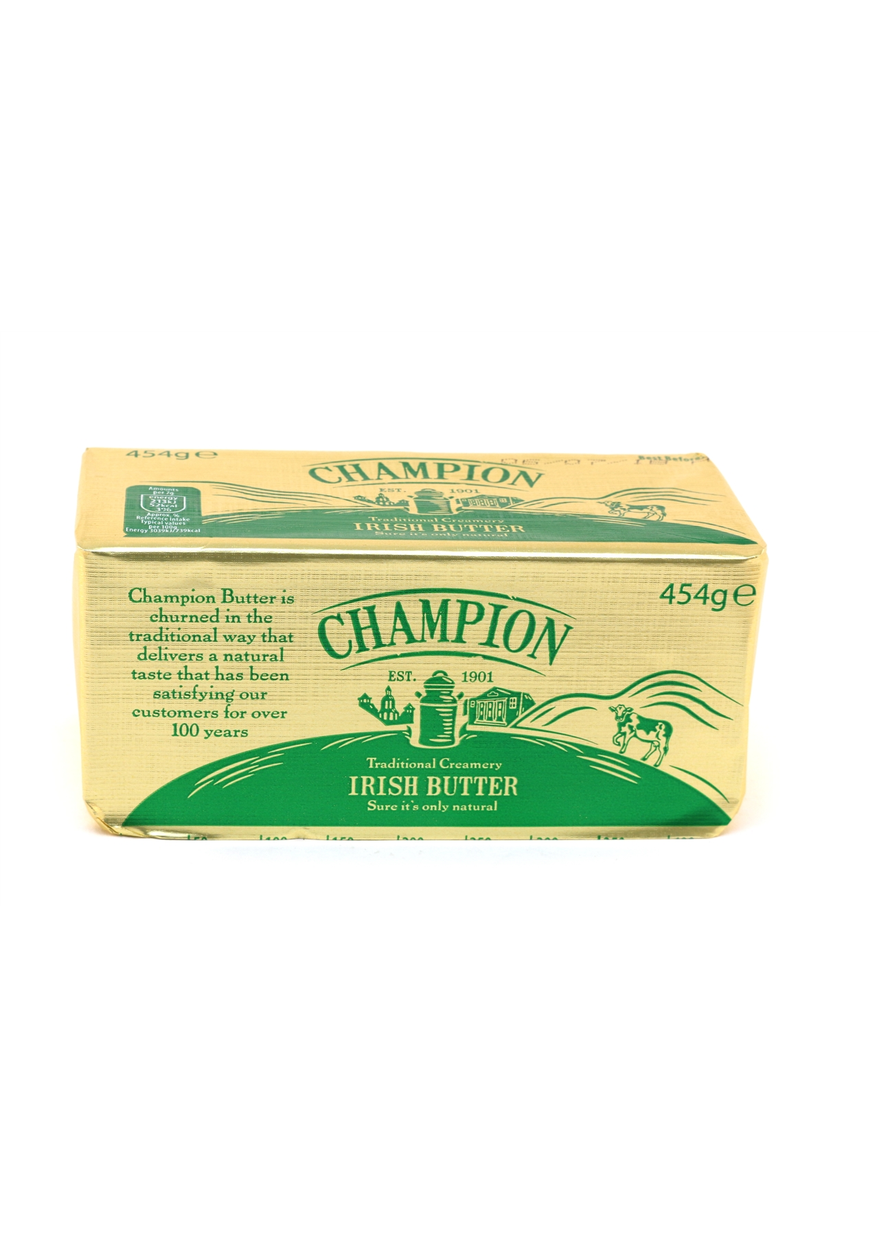 Champion Salted Butter 20 x 454g