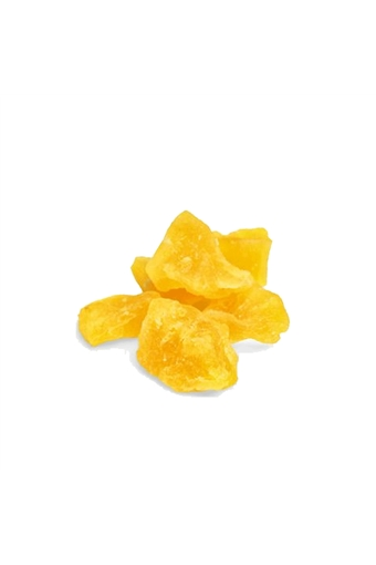 Diced Pineapple crystallised, 5kg