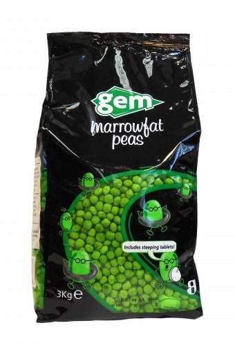 Marrowfat Peas, 3kg Gem