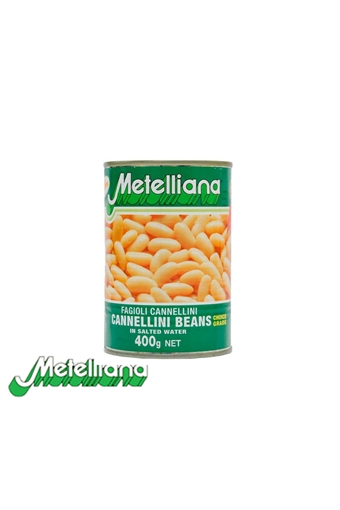 Cannelini Beans, Metelliana, 24 X 400g