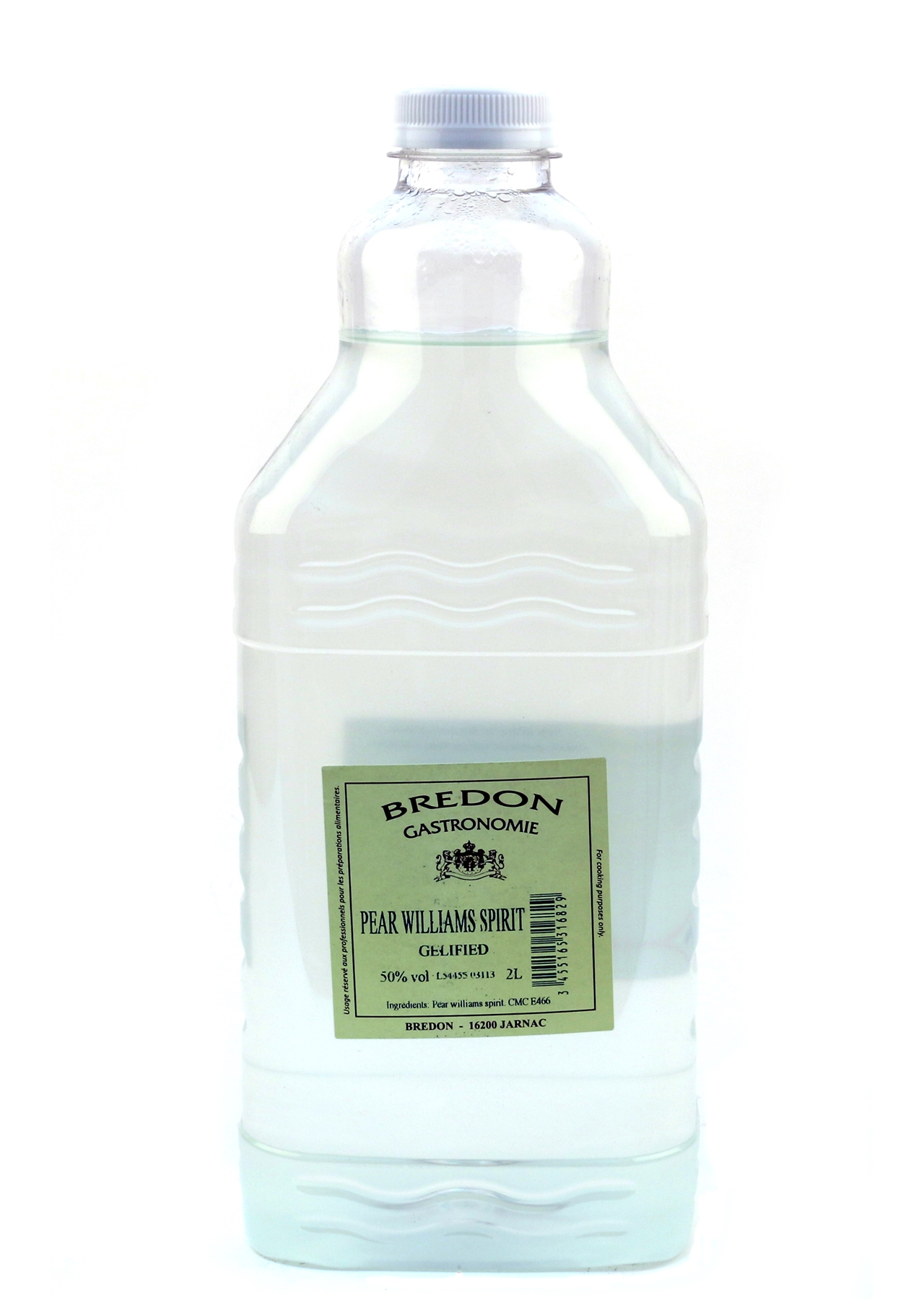 Pear Williams Gelified Bredon 2lt 50%