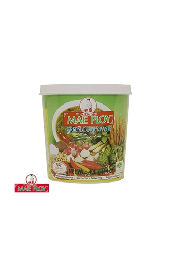 Green Curry Paste, Mae ploy, 400g