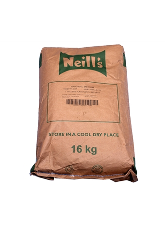 Wholemeal Flour Neill's, 16kg bag