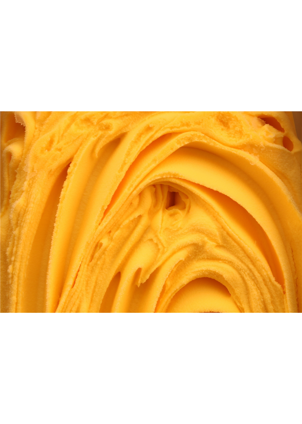 Mango and Passion Fruit Sorbet 5lt