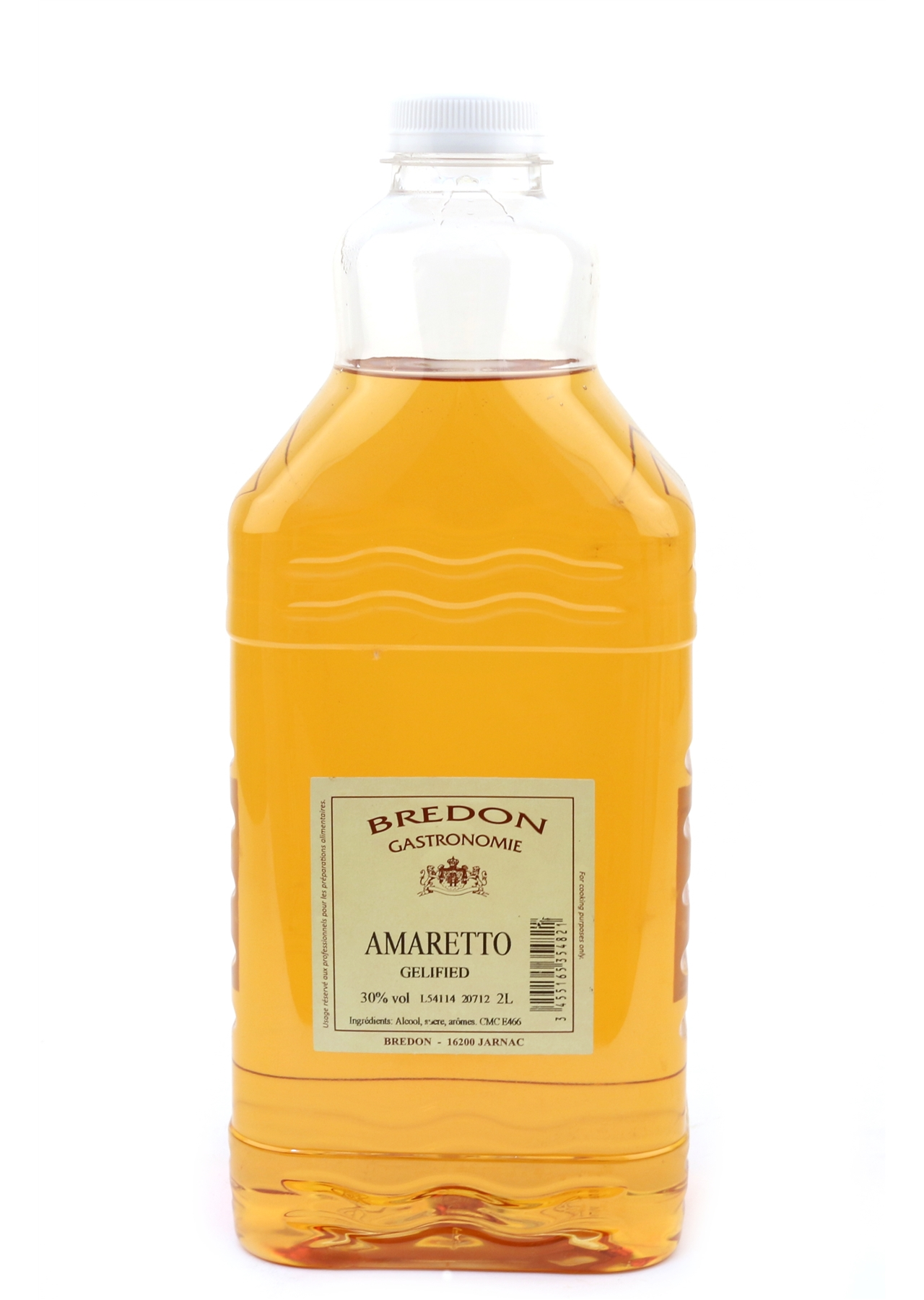 Amaretto Gelified Bredon 2lt 30%