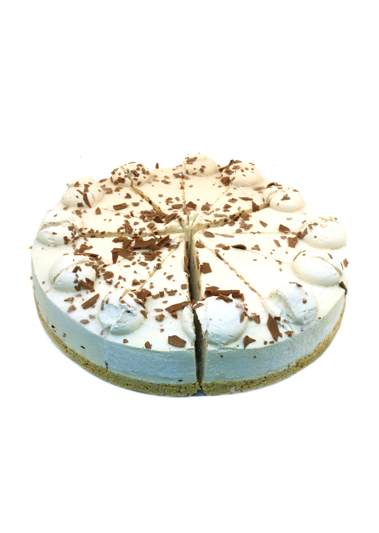 Whole Baileys Cheesecake 12 slices 1500g