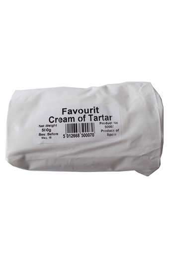 Cream of Tartar Favourit 500g